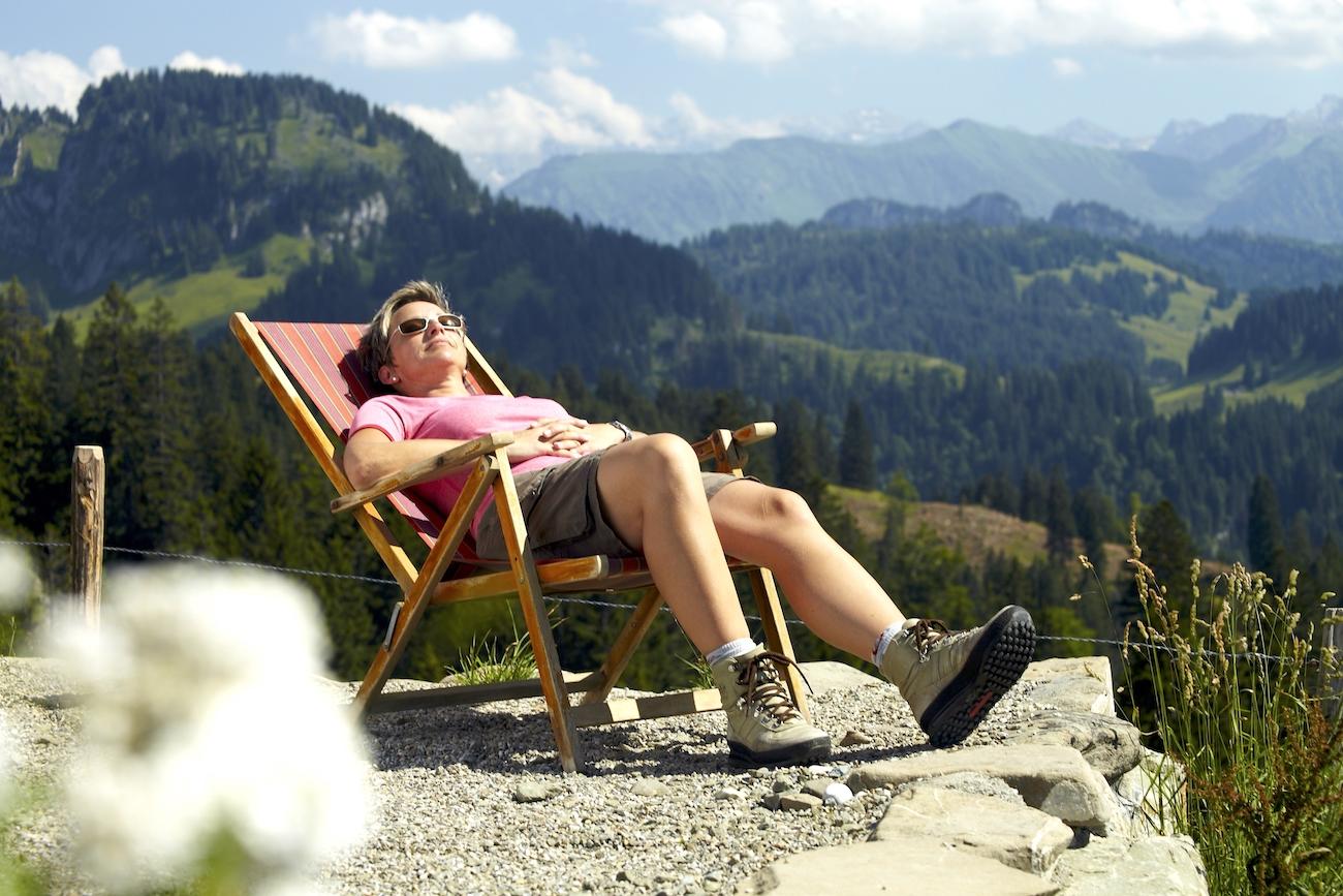 Hörnerdörfer Freizeitprogramm | Sommerurlaub im Allgäu