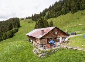 Alpe Hinteregg bei Bolsterlang, © Tourismus Hörnerdörfer, F. Kjer