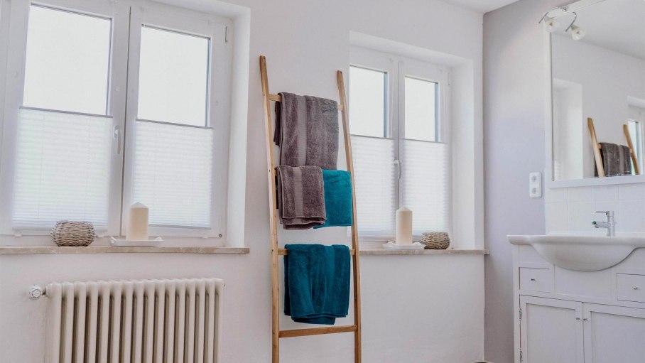 Appartement A - Badezimmer