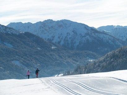 Langlaufen in Obermaiselstein
