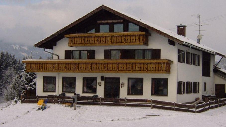 Im Winter, © Alpengasthof Sonnenkopf - Fischen i. Allgäu