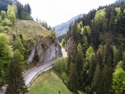 Blick auf den Hirschsprung, © Tourismus Hörnerdörfer, F. Kjer