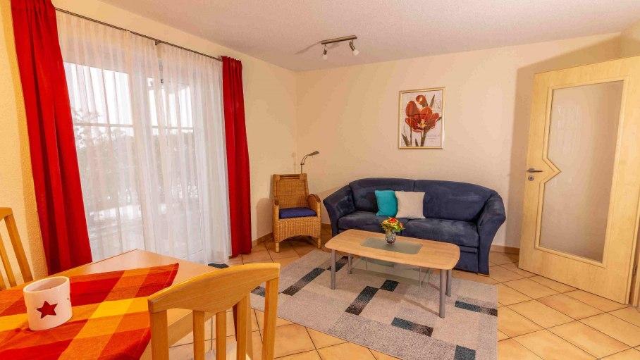 Ferienwohnung 1A - Wohnzimmer, © Marco Heiderich-Trimborn