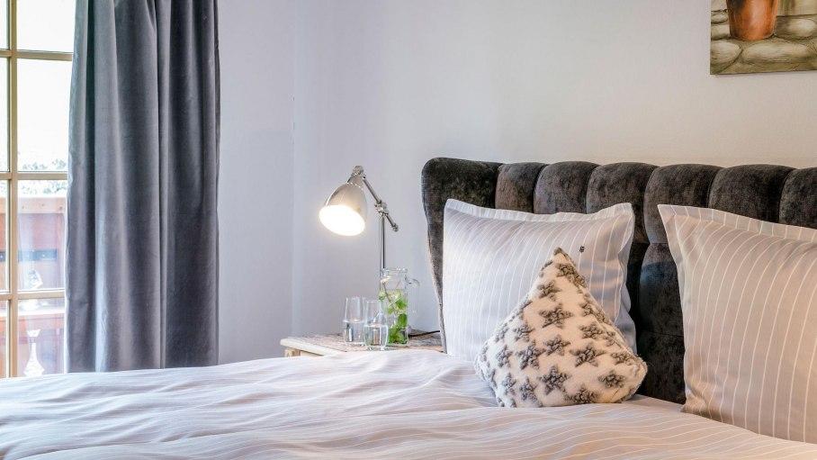 Blue Lodge - gemütliche Betten, © Das Talgut - Ofterschwang