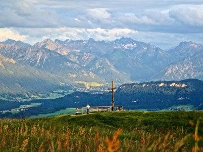 Gipfel Ofterschwanger Horn, © Tourismus Hörnerdörfer GmbH