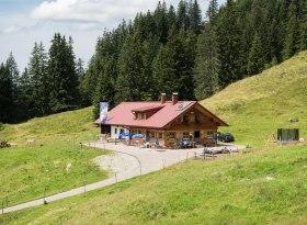 Alpe Hörnle im Schönbergtal - Obermaiselstein, © Tourismus Hörnerdörfer, F. Kjer