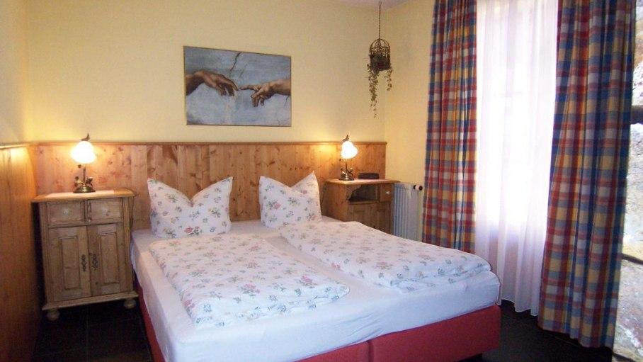 Ferienwohnung Walsertal, Schlafzimmer 3, © Charivari Ferienwohnungen