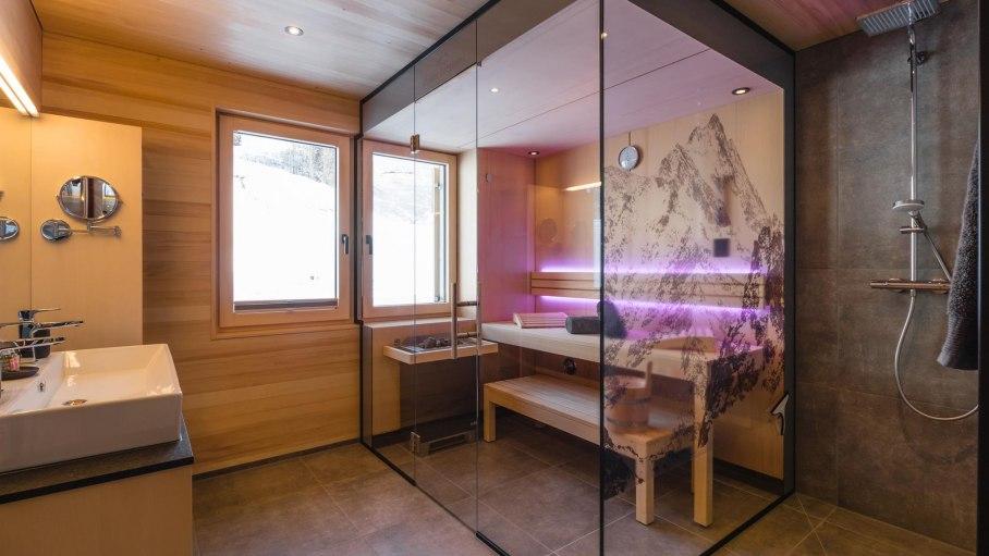 Private Sauna Sonnenflut