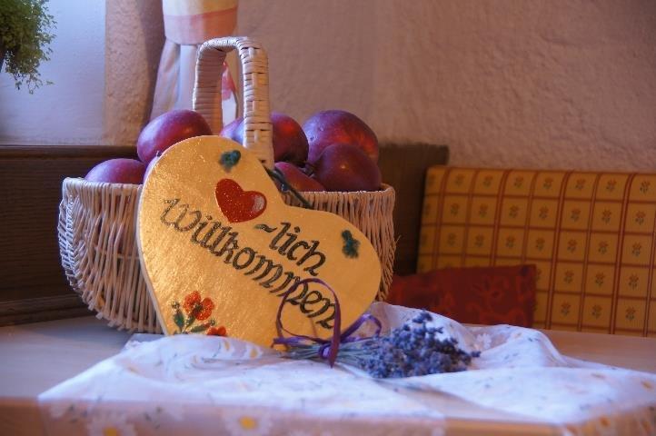Willkommen im Gästehaus Loni Vogler, © Ferienwohnungen Loni Vogler - Fischen i. Allgäu