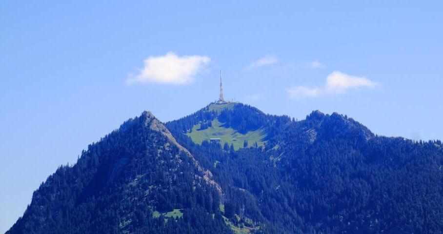 Wächter des Allgäu - Grünten, © Alpen Lodge Allgäu - Ofterschwang