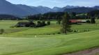 Golfplatz, © Ferienwohnung Edelweiß - Bolsterlang