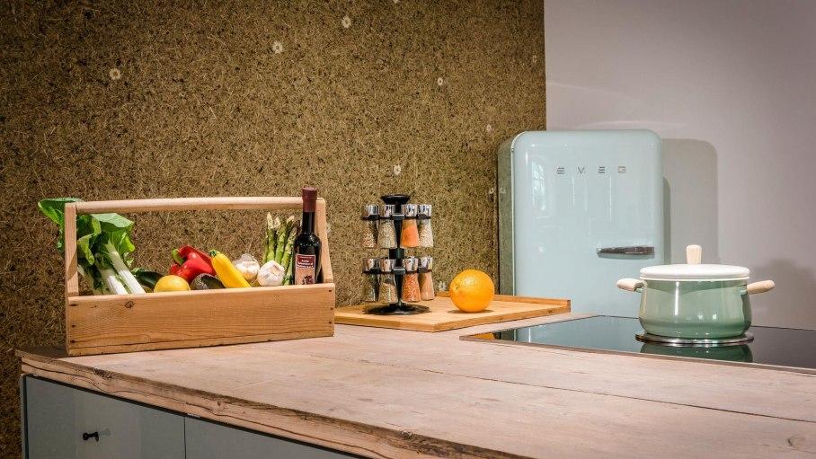 Familien Lodge - Küche, © Das Talgut - Ofterschwang