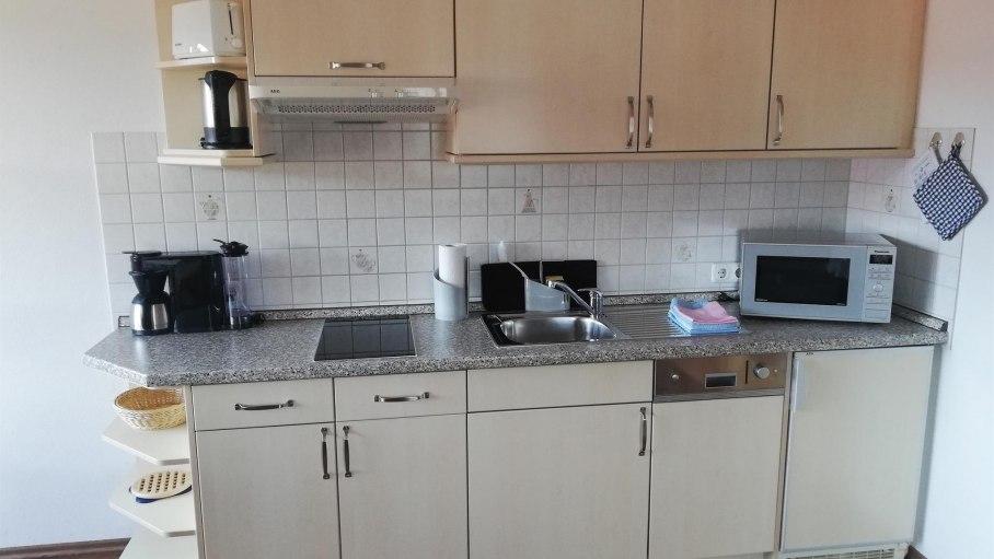 Ferienwohnung Enzian Küche Bild ändern