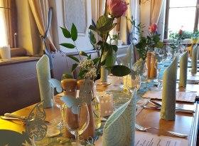 Gasthof Krone - Perfekt auch für Familienfeiern, © Gasthof Krone Fischen