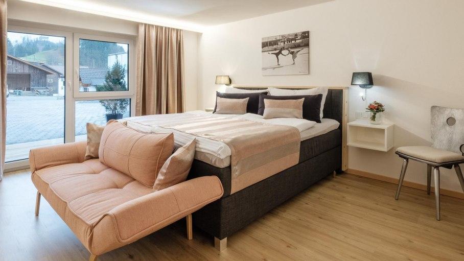 Familienzimmer 761-4, © Alpin Hotel bichl761
