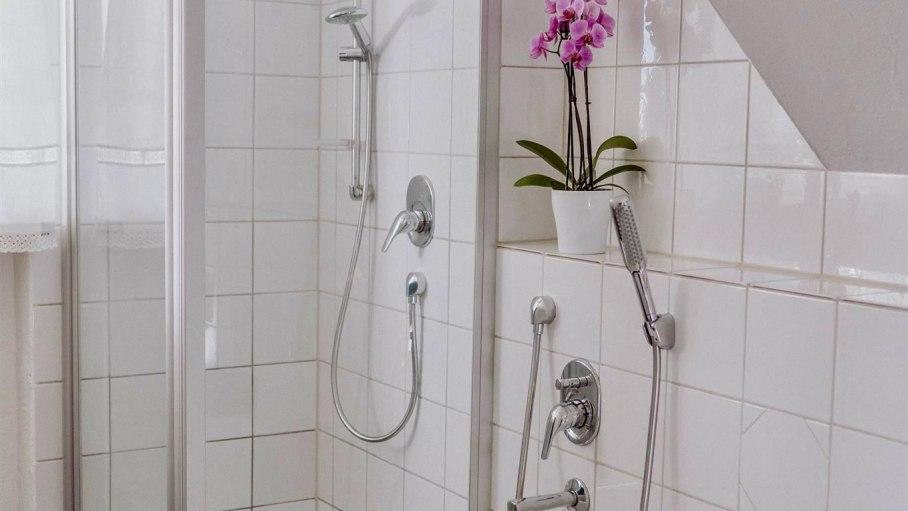 Appartement B - Badezimmer