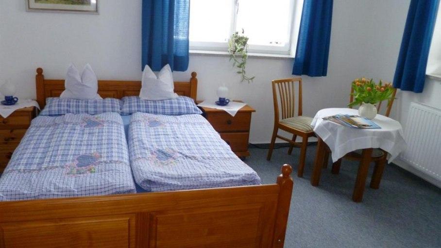 Schlafbereich1, © Ferienwohnung Klaus - Fischen i. Allgäu