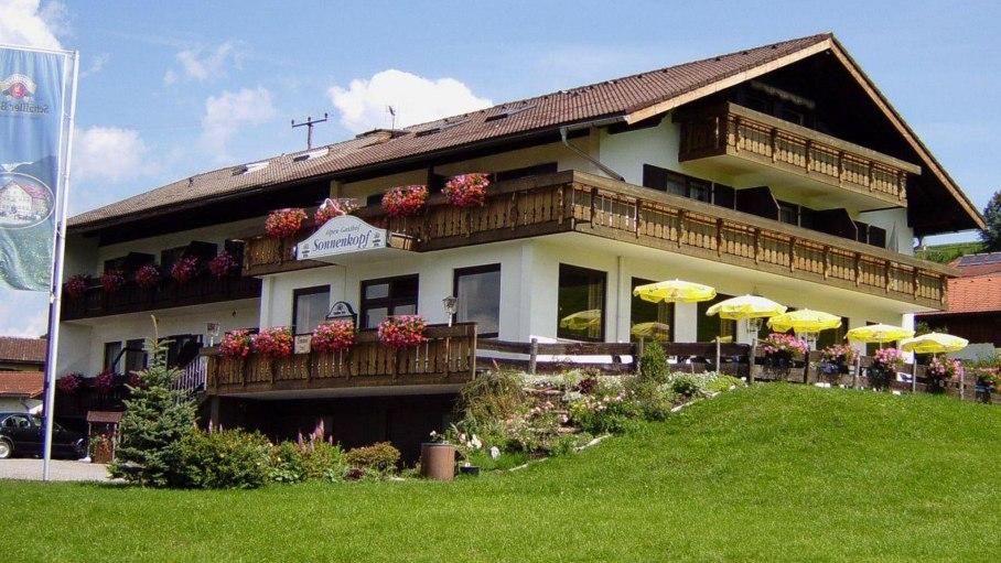 Alpengasthof Sonnenkopf in Fischen