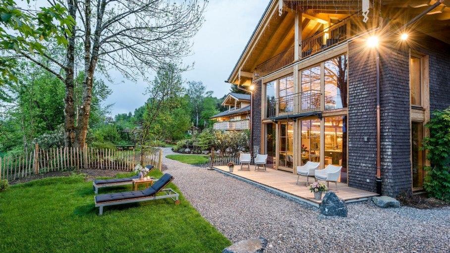 Premium Lodge - schöne Stunden im Freien, © Das Talgut - Ofterschwang