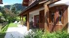 Ferienwohnung Walsertal, Terrasse und Garten, © Charivari Ferienwohnung