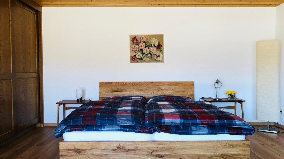 Ferienwohnung Katrin - Doppelbett