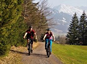 Radtour in die Oberstdorfer Täler