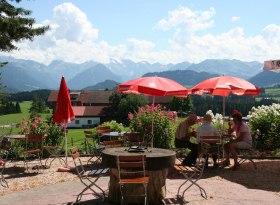 Bauerngasthof Café Mayr - Ofterschwang, © Bauerngasthof Café Mayr