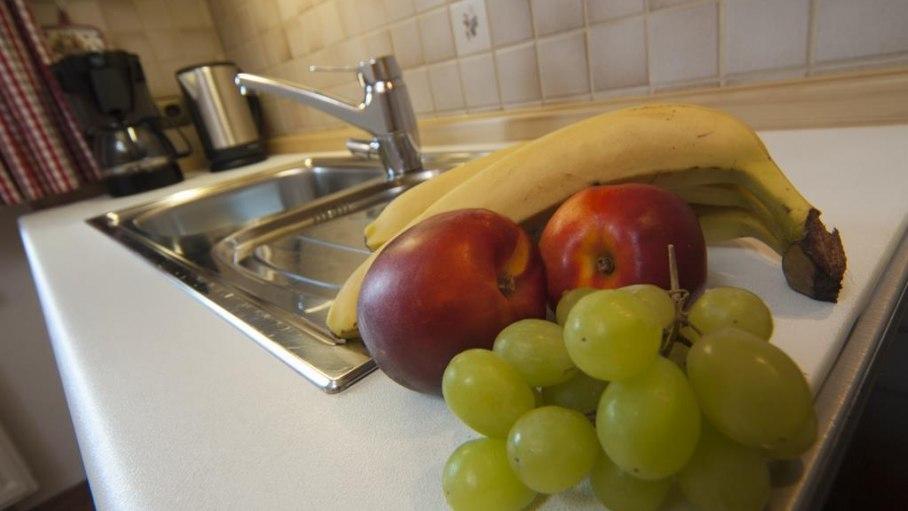Ferienwohnung 6 - Küche, © Landhaus Exclusiv - Bolsterlang