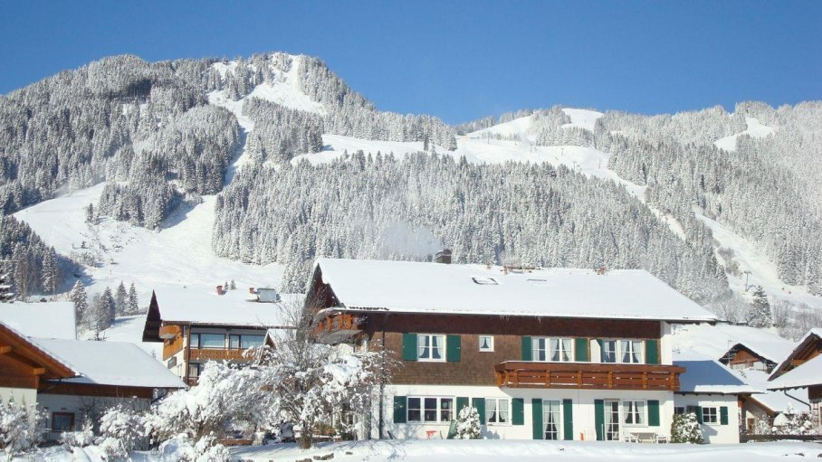 Landhaus Exclusiv mit Skigebiet Bolsterlag, © Landhaus Exclusiv - Bolsterlang
