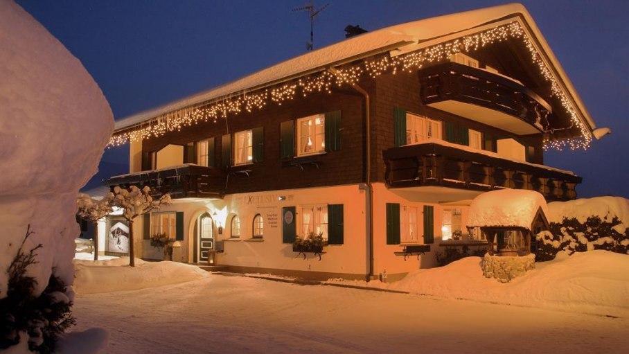 Winterstimmung, © Landhaus Exclusiv - Bolsterlang