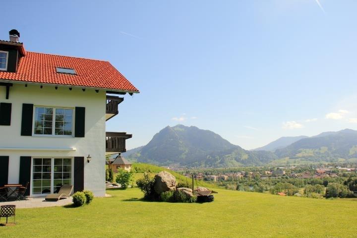 Beste Aussichten, Erholung pur, © Alpen Lodge Allgäu - Ofterschwang