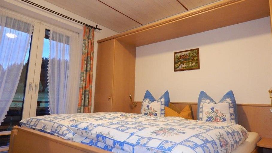 Ferienwohnung Nebelhorn - Schlafen