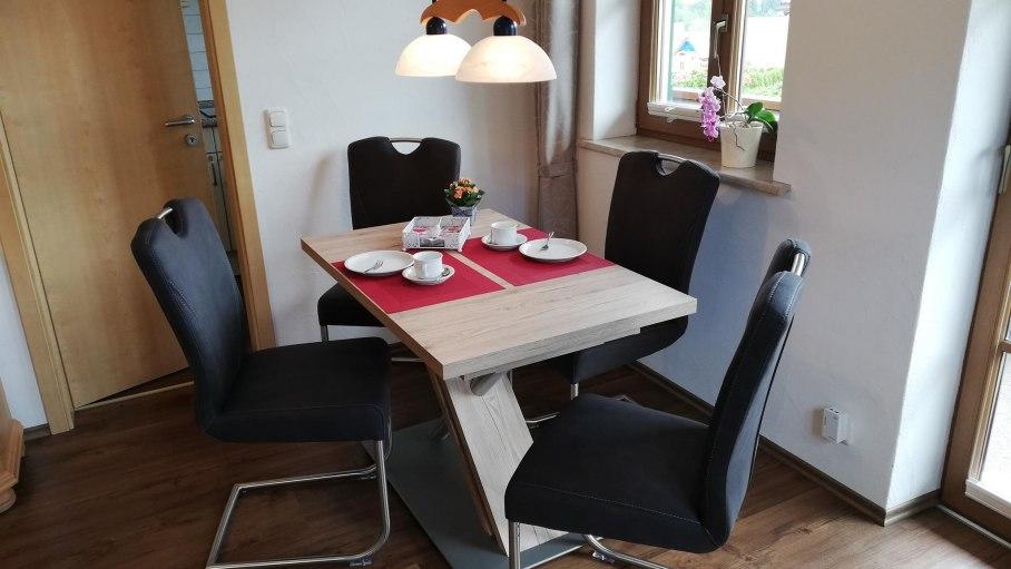 Essecke Alpenrose, © Haus Alpensonne - Bolsterlang