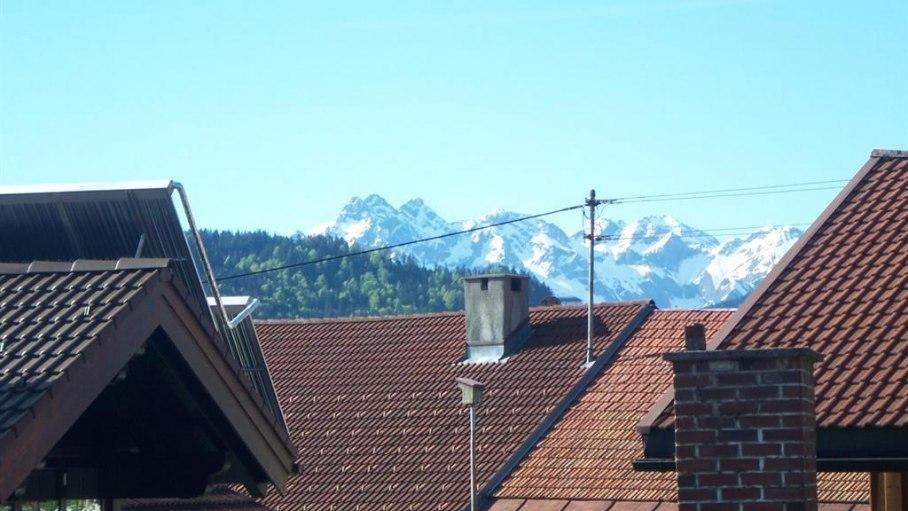 Fewo Alpdo 5,  Bergblick