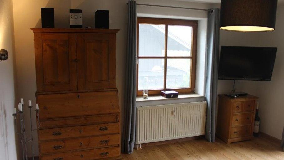 Ferienwohnung BlickindieBerge - Wohnzimmer2