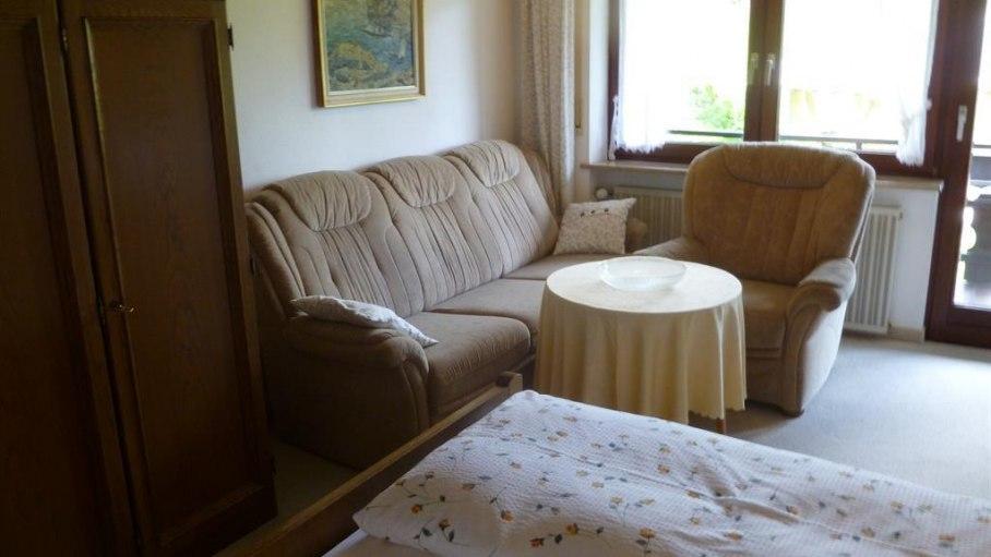 Zimmer 3 im Gästehaus Weitnauer, © Gästehaus Weitnauer - Fischen-Au im Allgäu