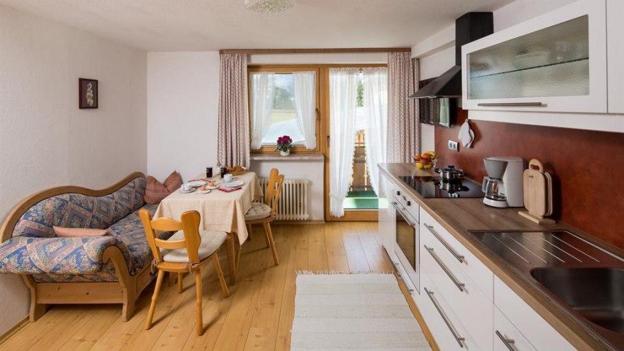 Ferienwohnung Hörnerblick, © Ferienhof Meßmang - Fischen i. Allgäu