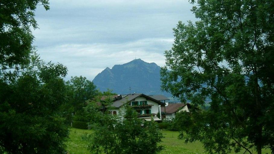 Ferienwohnung Reni - Ausblick