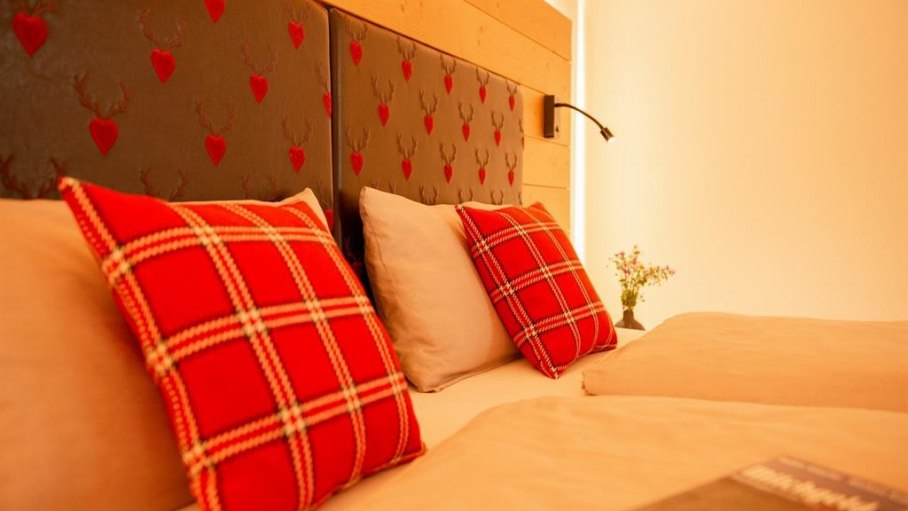 Familien-Appartement Ost, © Gästehaus-Pension Hörnerblick