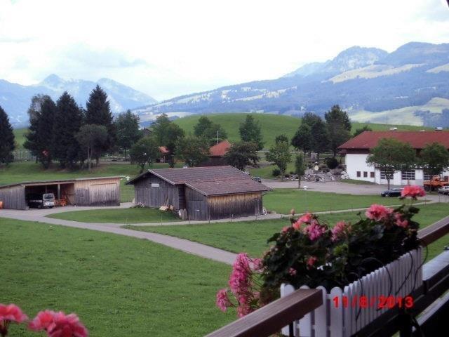 Ferienwohnung Alpenglück, © Ferienwohnungen mit Hallenbad - Bolsterlang