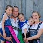 Ihre Gastgeber, Familie Michael & Dagmar Schmid, © Gästehaus-Pension Hörnerblick