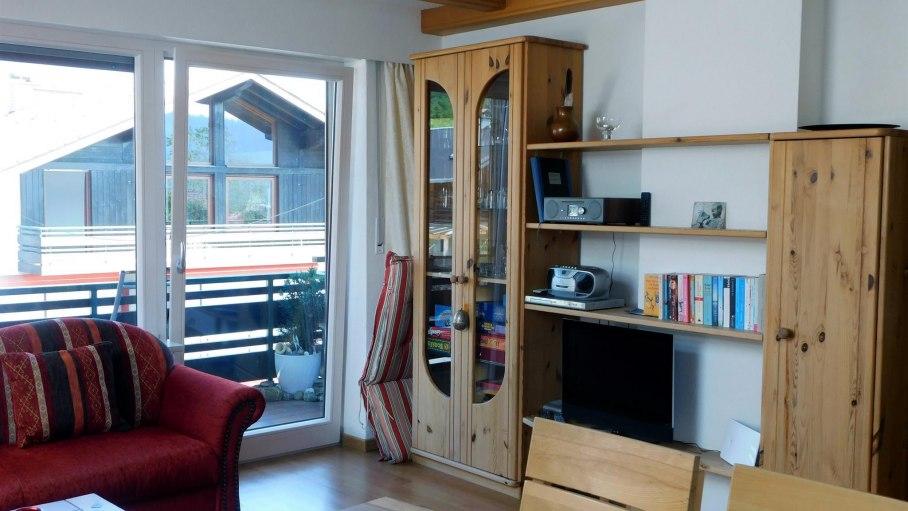 Wohnzimmer, © Ferienwohnung Weiherkopf