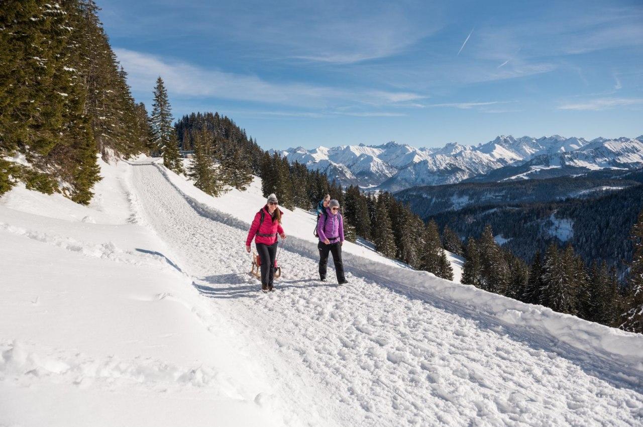 Höhenwanderweg Bolsterlang, © F. Kjer