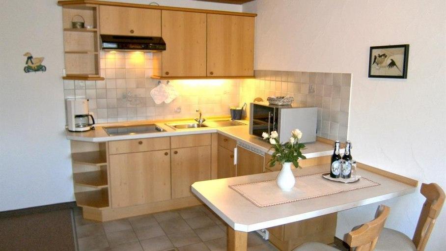 Ferienwohnung 1-Küche-1