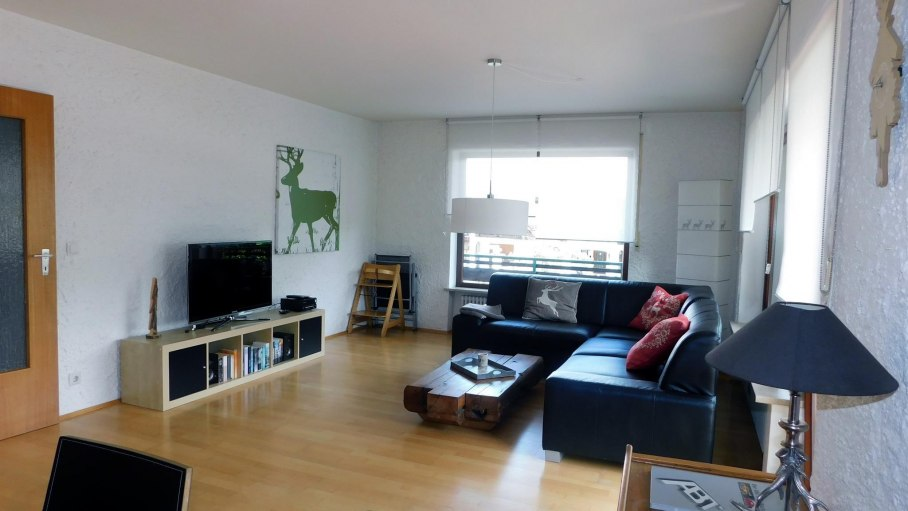 Wohnzimmer, © Ferienwohnung Entschenkopf
