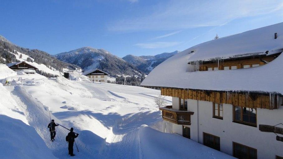 Ferienhof Almfrieden - Wintertraum