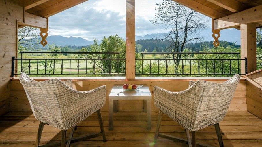 Esprit Lodge - Dachgeschoss. Atmoshpäre., © Das Talgut - Ofterschwang