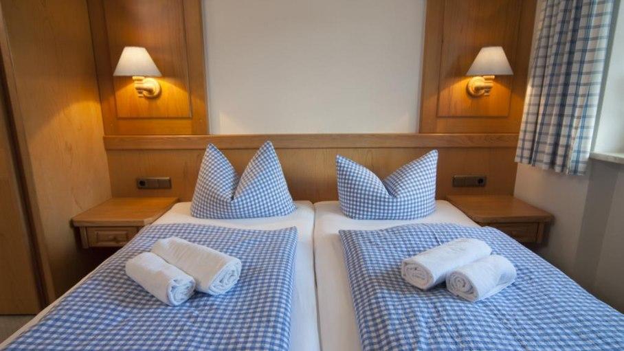 Ferienwohnung 5 - Gut schlafen und träumen, © Landhaus Exclusiv - Bolsterlang