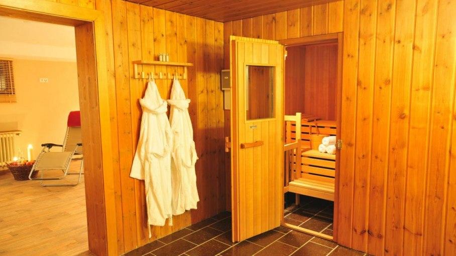 Sauna inklusive, © Auszeit - Obermaiselstein