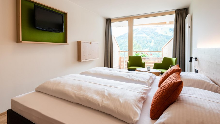 Doppelzimmer Riedbergerhorn Standard